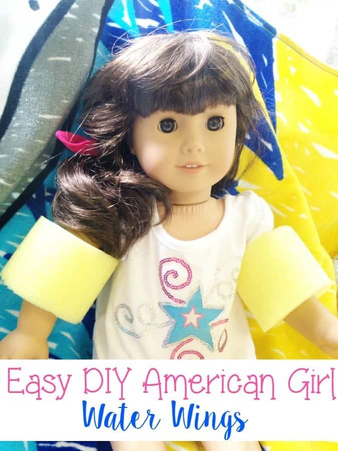 diy-american-girl-water-wings