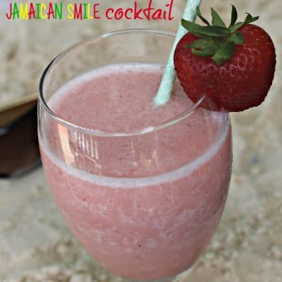 Jamaican Smile Cocktails
