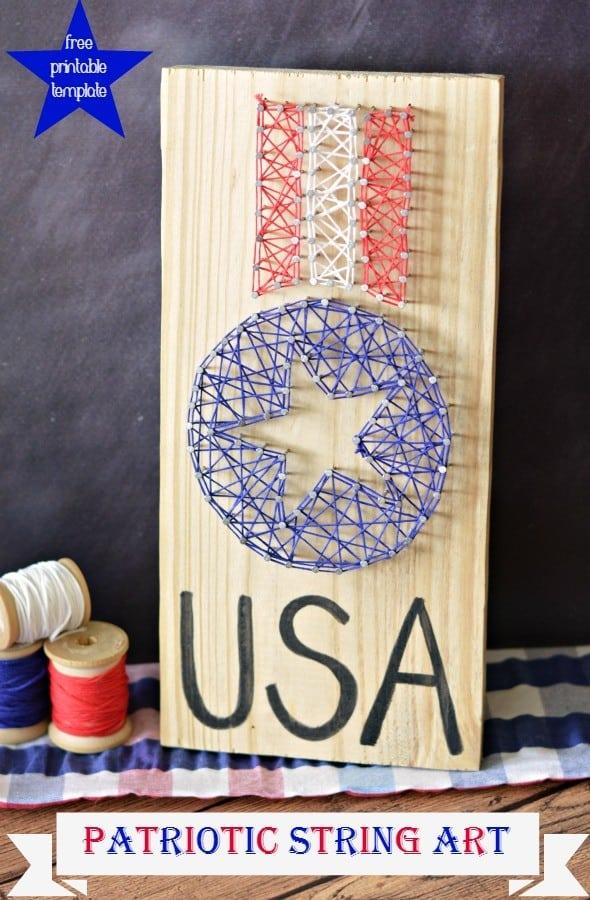 patriotic-string-art-craft
