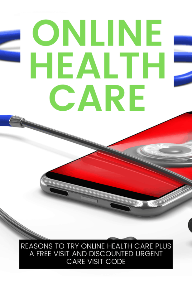 reasons to try online health care