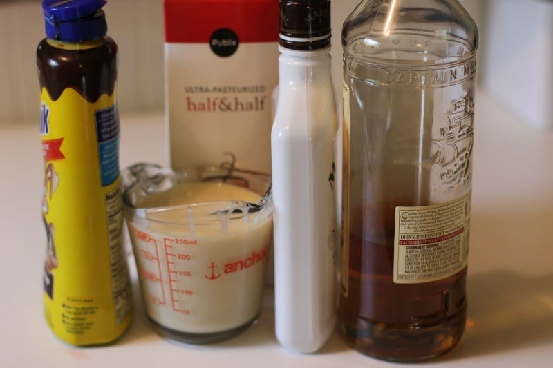 rumcream ingredients
