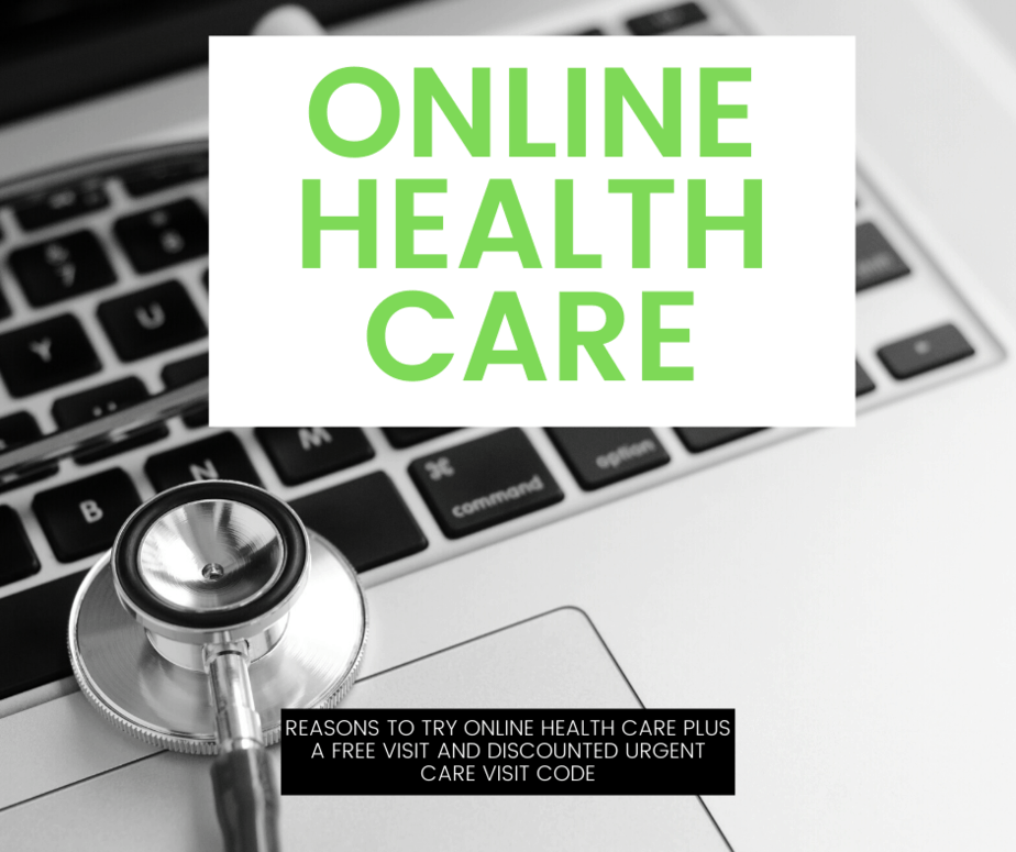 why to try online health care