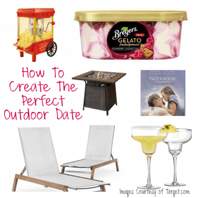 How To Create The Perfect Outdoor Date #GelatoSummerDate