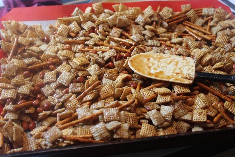 gluten free chex mix 3
