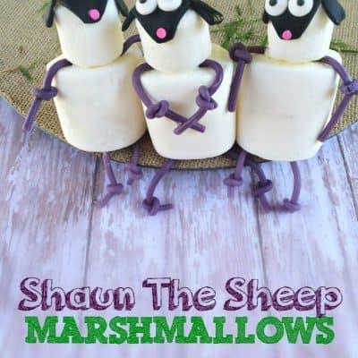 Shaun The Sheep Movie Marshmallows