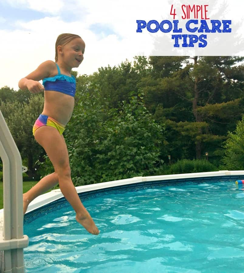Simple Pool Care Tips