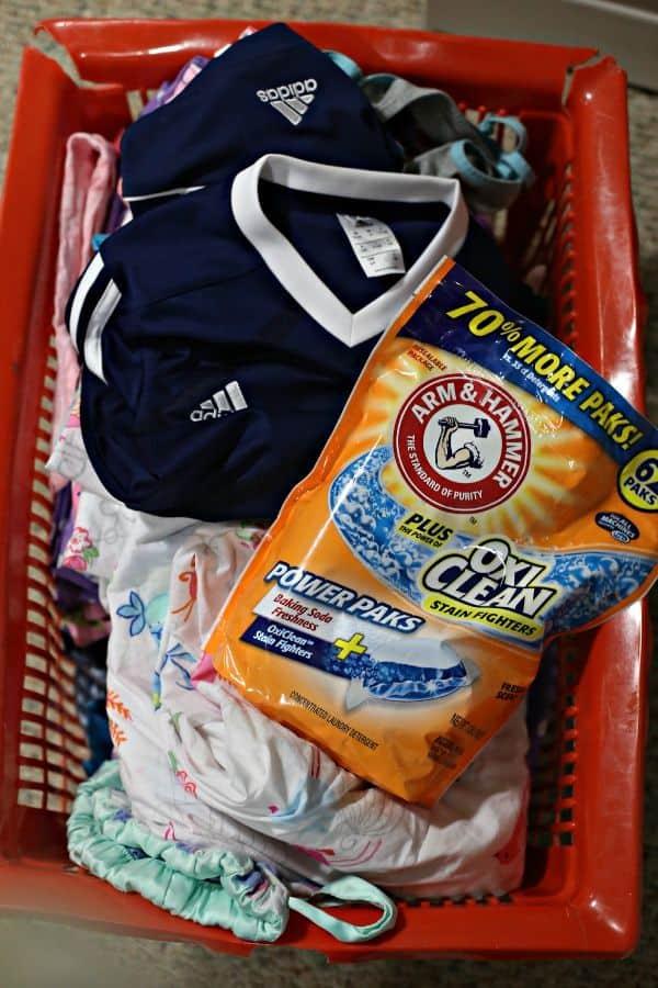ah oxi clean packs