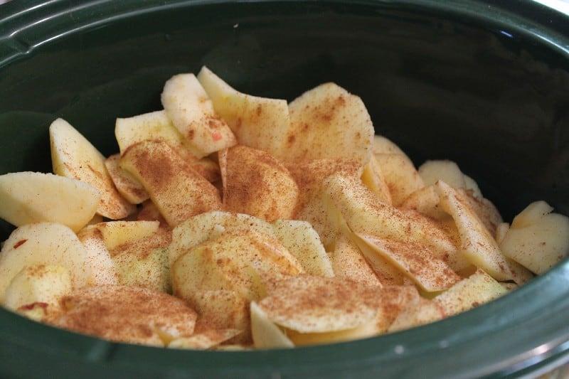 apple butter crockpot
