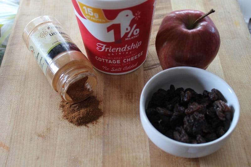 apple raisin superfood