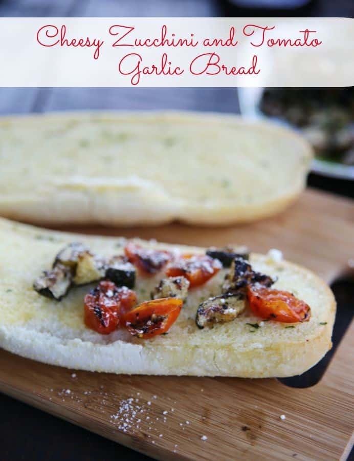 cheesy-zucchini-tomato-garlic-bread