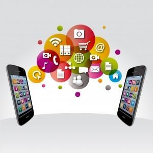 connected smartphones