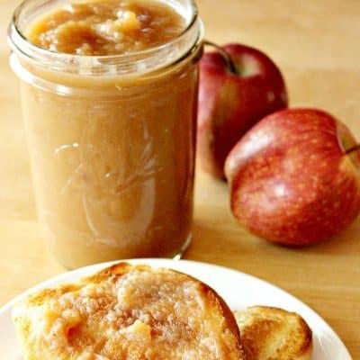 DIY Apple Butter