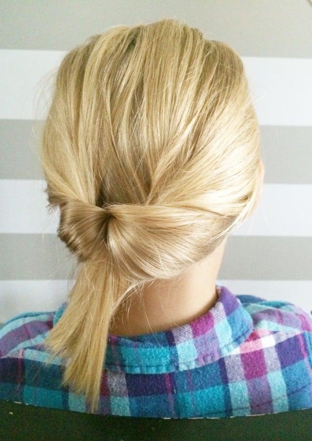 hair step 3