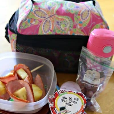 Lunchbox Snack Printables