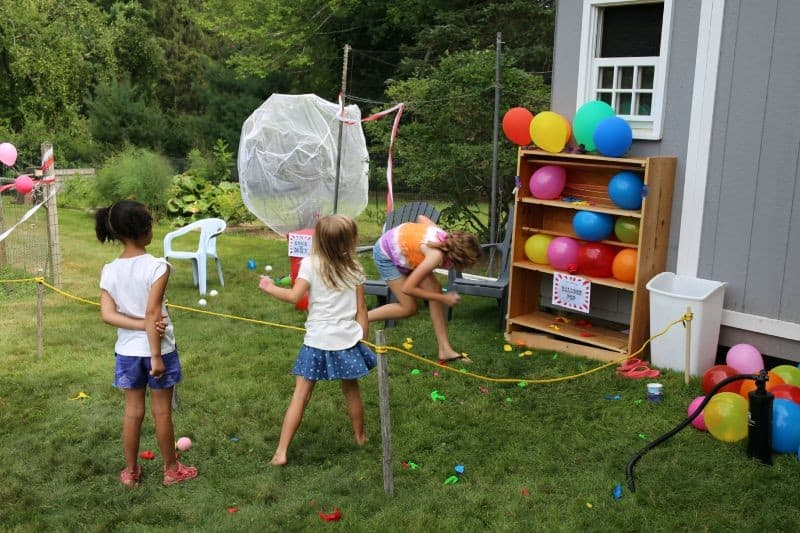 Summer Party Games Ideas