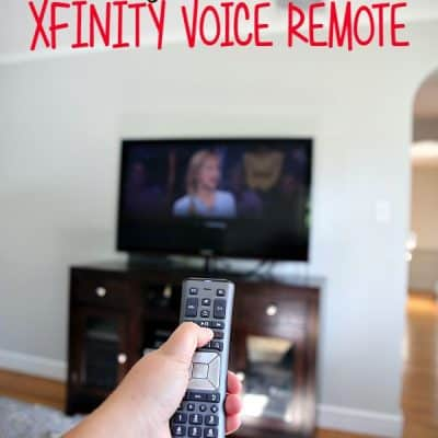 Just Say It and See It With The XFINITY Voice Remote