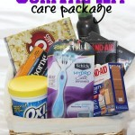College survival kit care package
