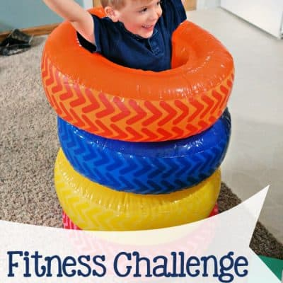 Fitness Challenge for Toddlers