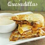 bbq-pork-quesadillas
