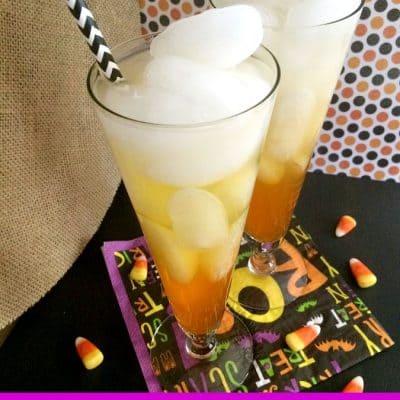 Candy Corn Mocktails