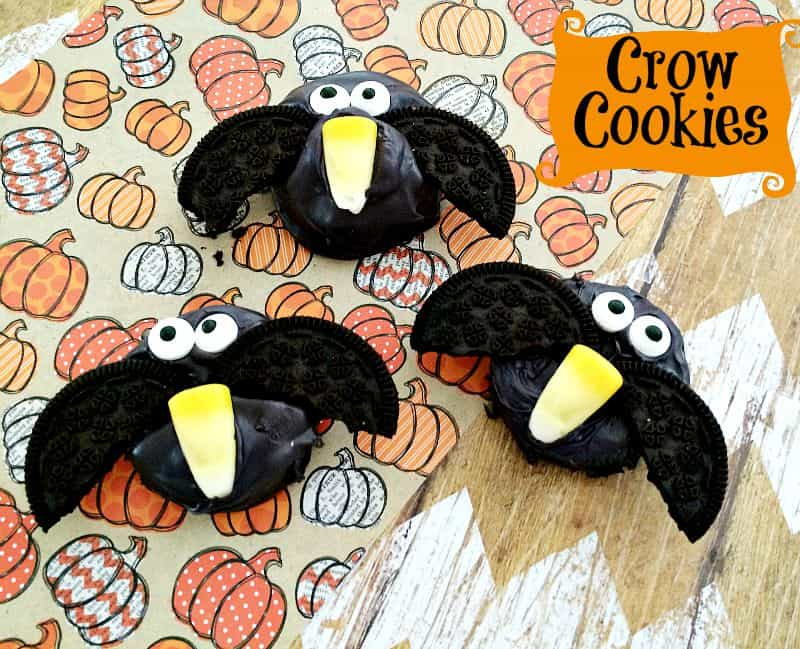 crow cookies horizontal
