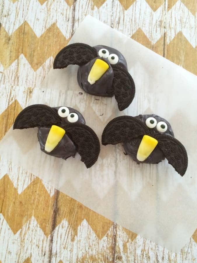 crows cookies 4