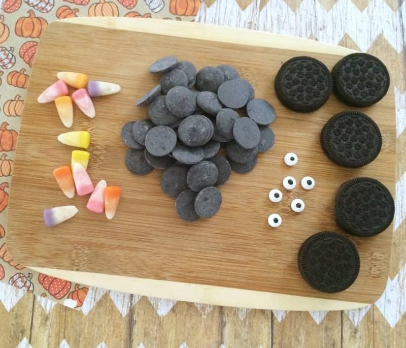 crows cookies ingredients
