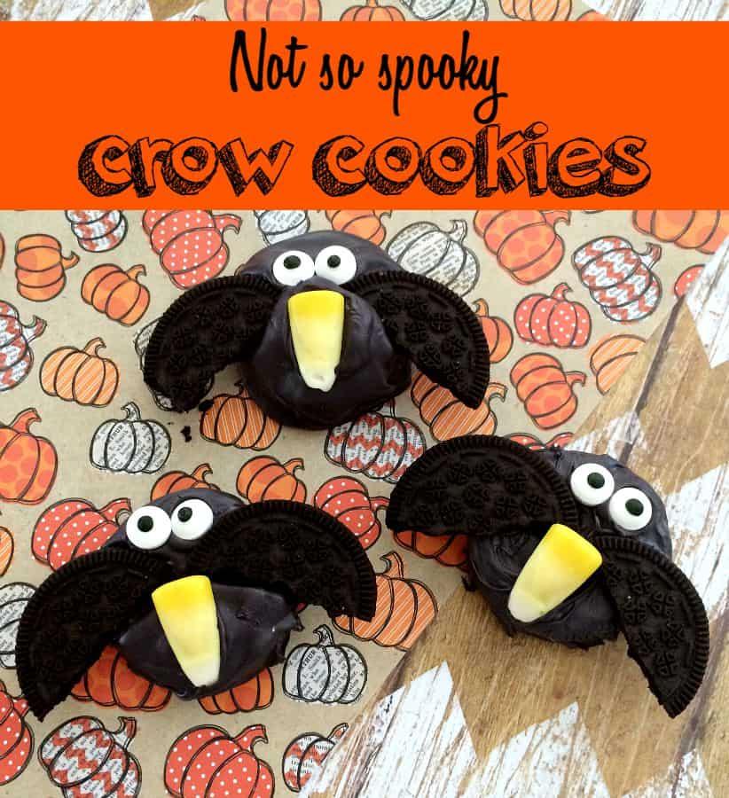 not-so-spooky-crow-cookies