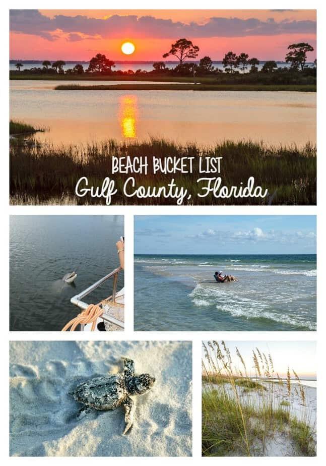 beach bucket list gulf county florida