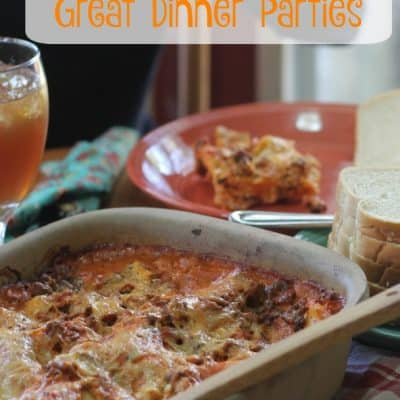 7 Tips For Great Dinner Parties