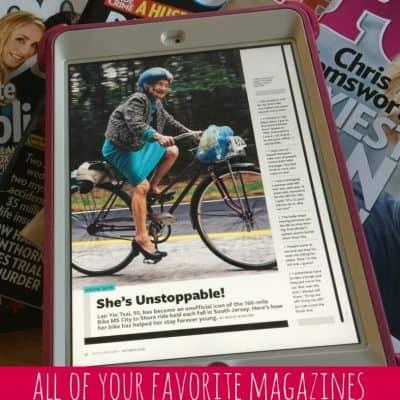 Texture- Like Netflix for Magazines