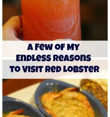 Endless Shrimp Red Lobster