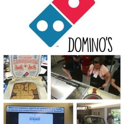 Things you probably don't know about Domino's