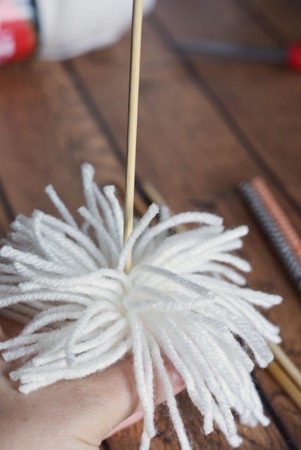 yarn ghost process mid
