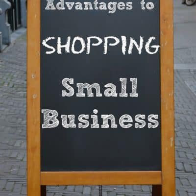 5 advantages to shopping small business