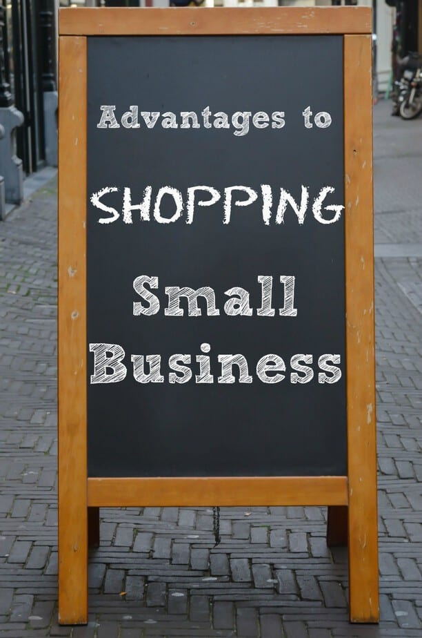 advantages-shopping-small-business-label