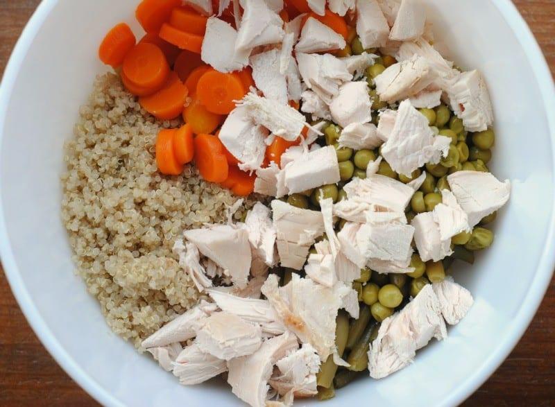 chicken quinoa ing