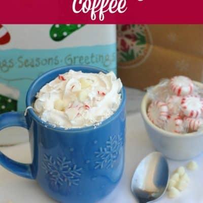 Christmas Morning Coffee Drink Recipe