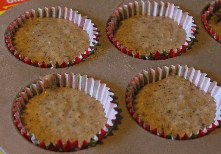 hot cocoa cupcake bake