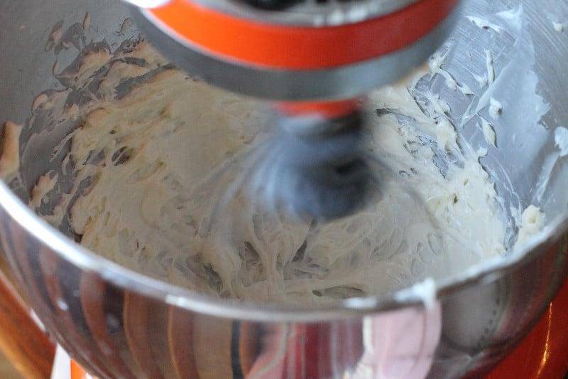 hot cocoa peppermint buttercream