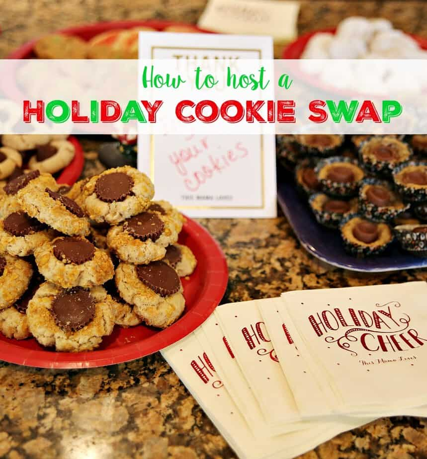 How To Host A Holiday Cookie Swap They Won T Forget This Mama Loves