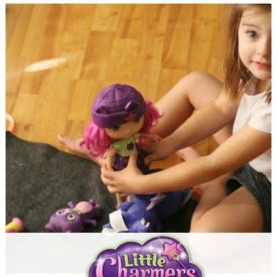 Little Charmers Craft Idea: DIY Play Mat