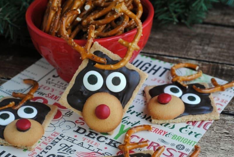 reindeer cookies 5