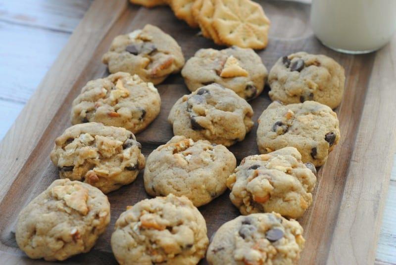 ritz cookies 3