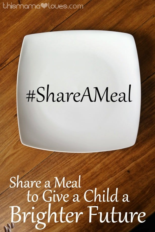 Share a Meal to Give a Child a Brighter Future