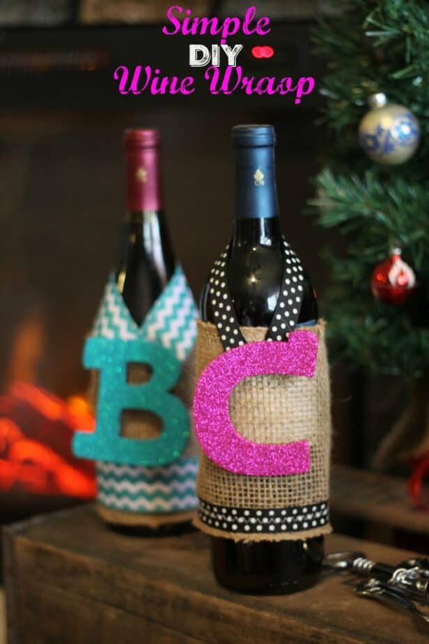 simple-diy-wine-wrap-label