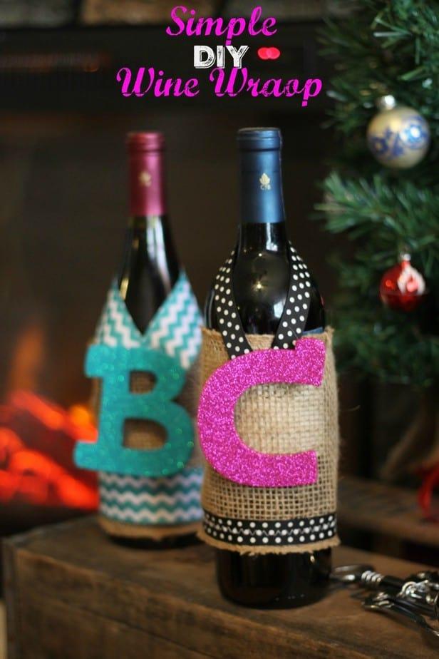simple-diy-wine-wrap-label