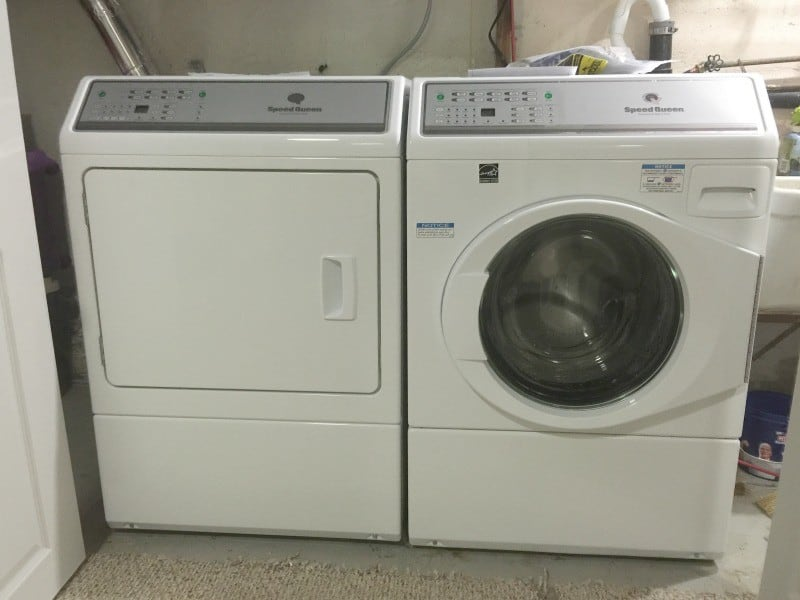speed-queen-washer-dryer-installed