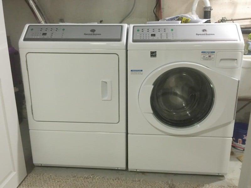 speed-queen-washer-dryer-installed