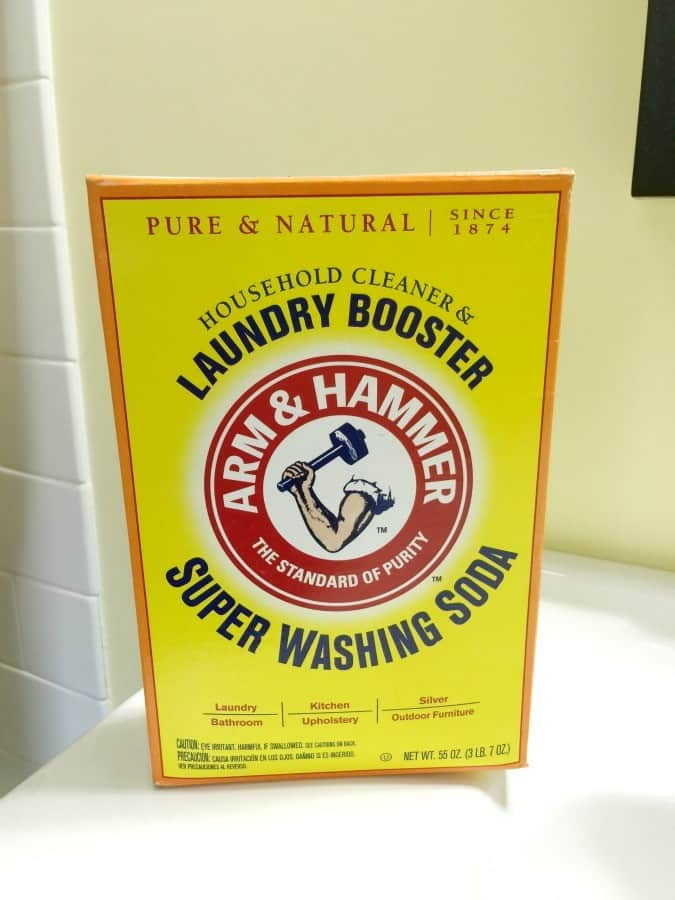 arm and hammer for bathrooms